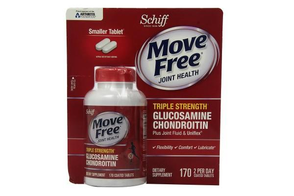 A list of the Best Glucosamine Supplements