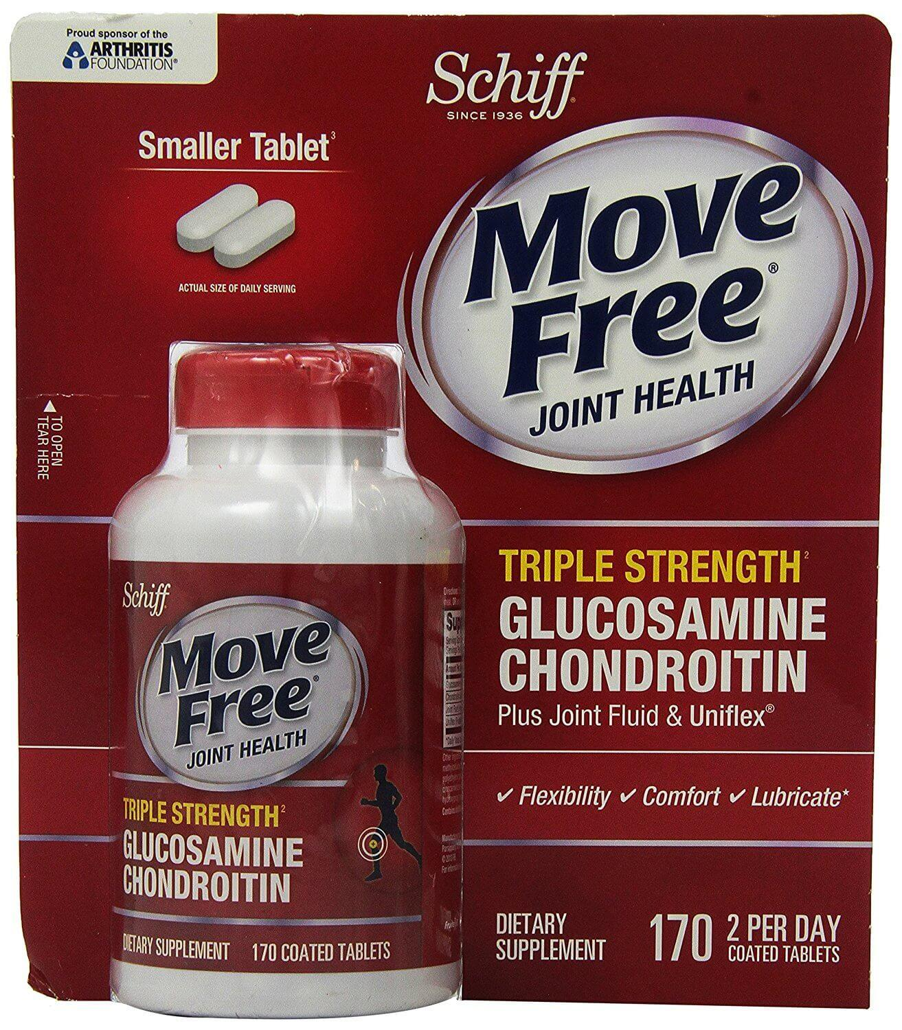 Best Glucosamine Supplements Reviewed In 2019 Runnerclick