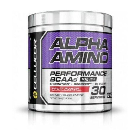 best BCAA supplement review Cellucor Alpha Amino