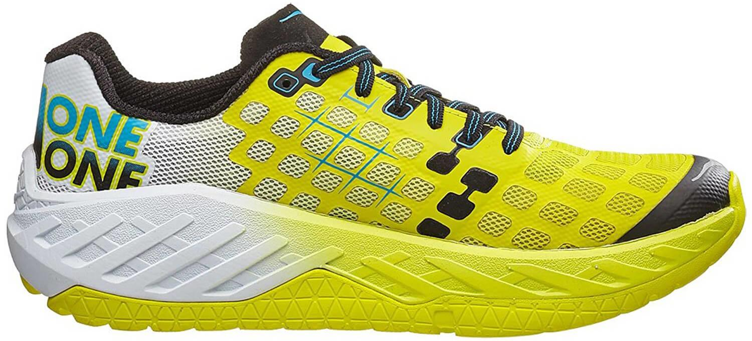 Hoka One One Clayton. Side In