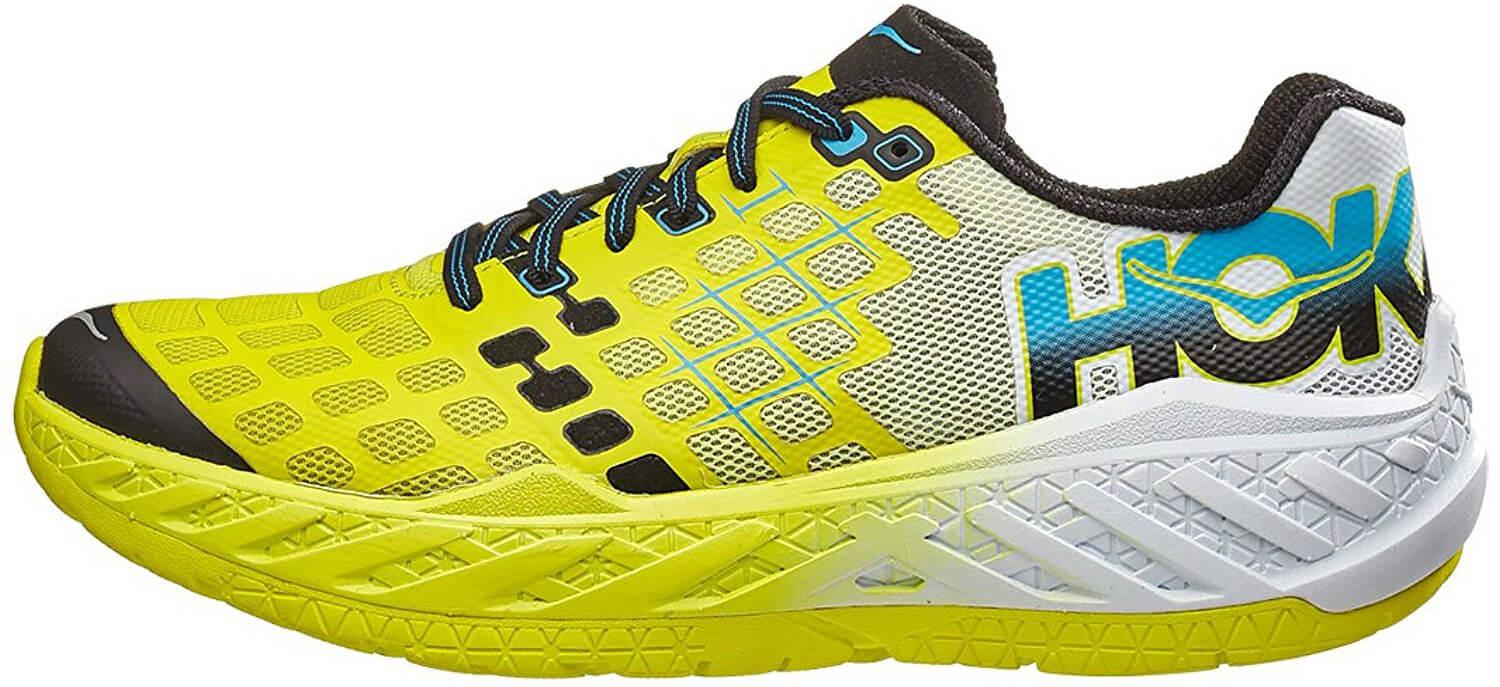 Hoka One One Clayton. Side out