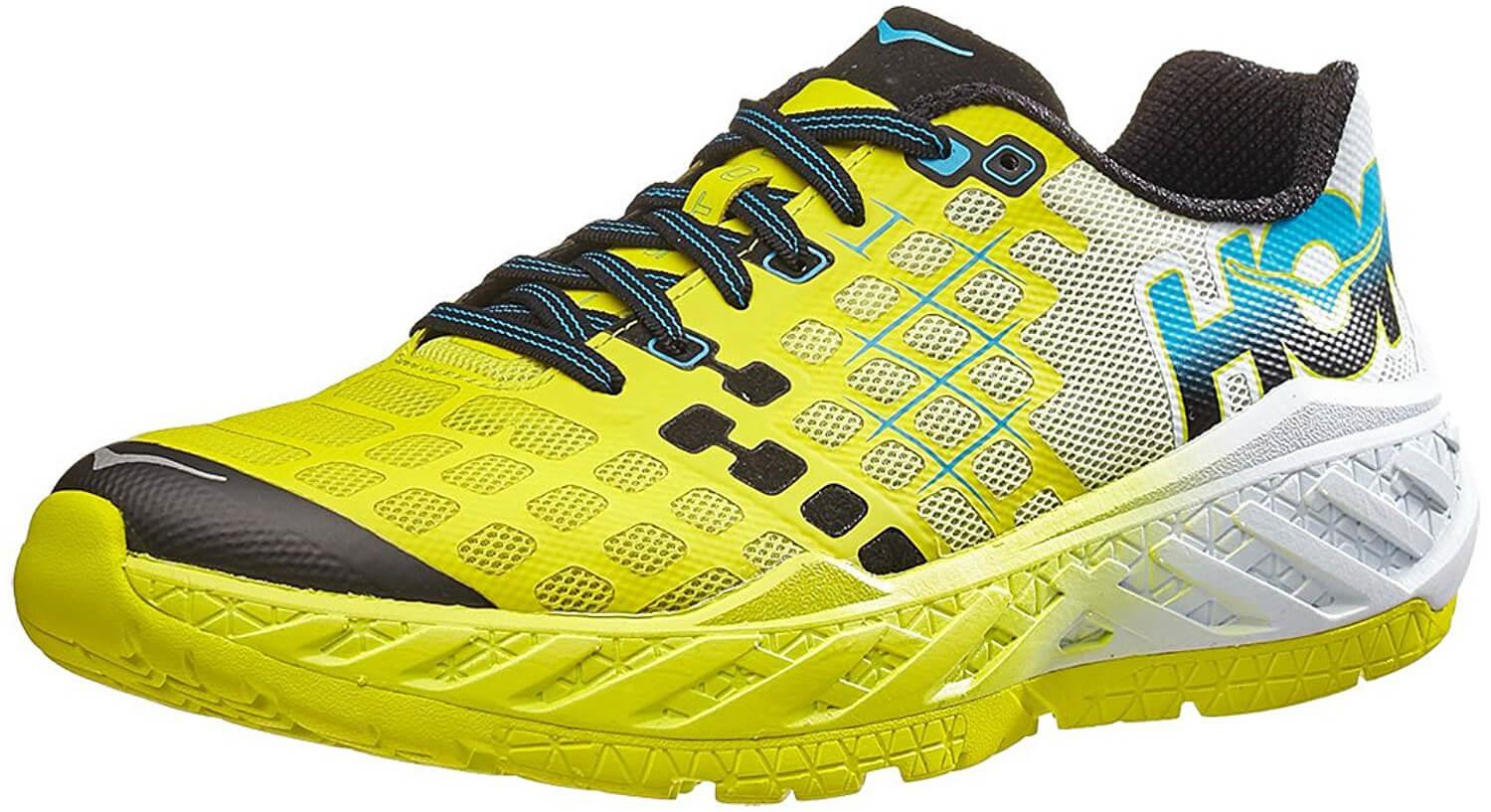 Hoka One One Clayton. Crossed