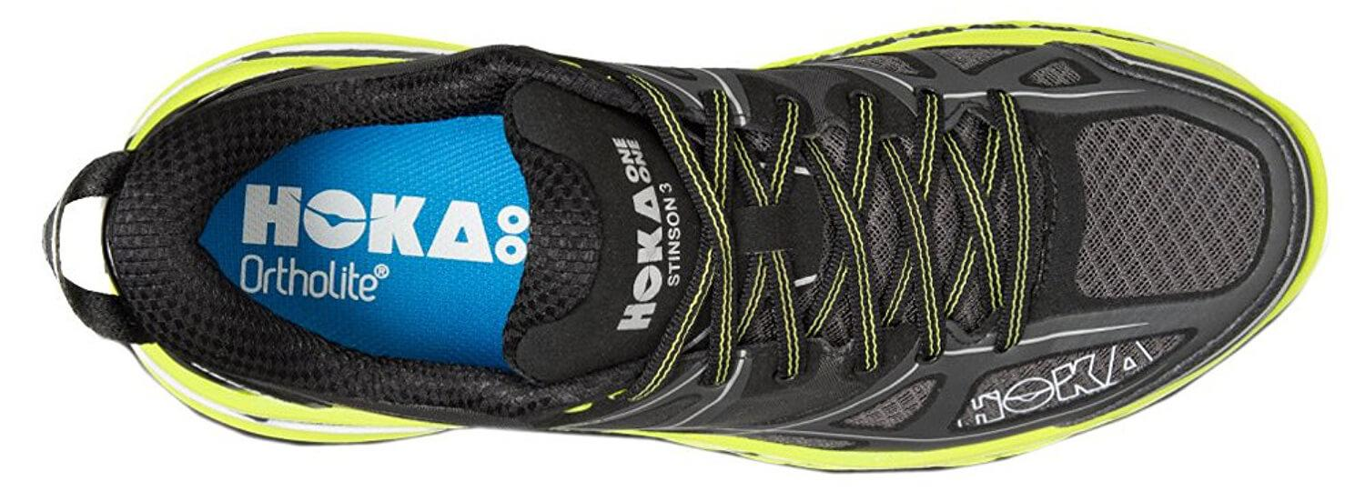 Hoka One One Stinson 3 ATR 4