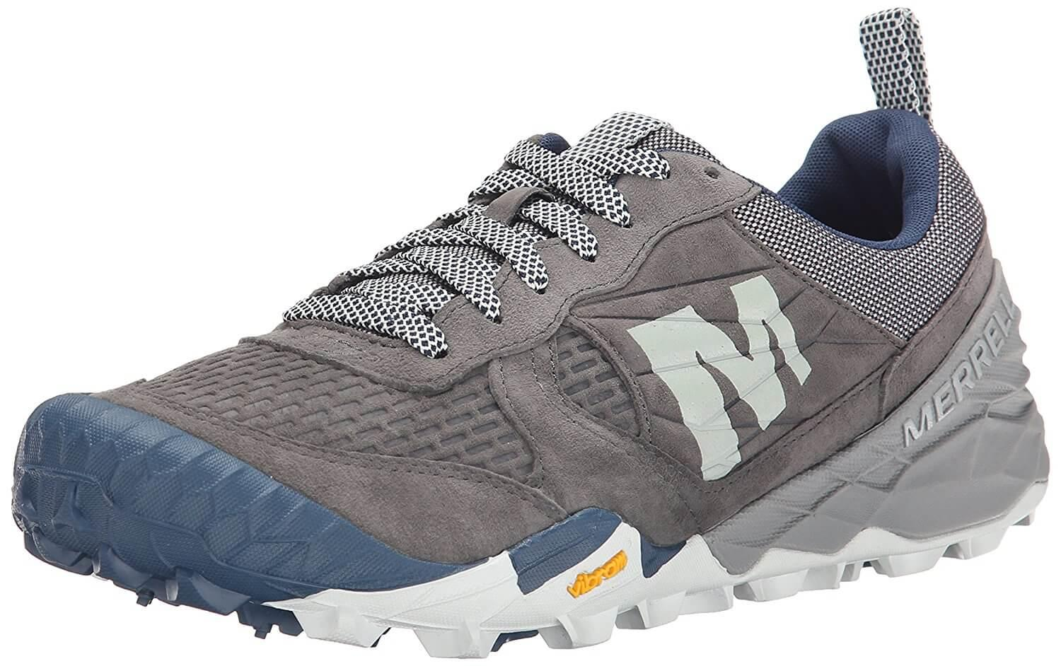 All Out Terra Turf, Mens Low-Top Sneakers Merrell