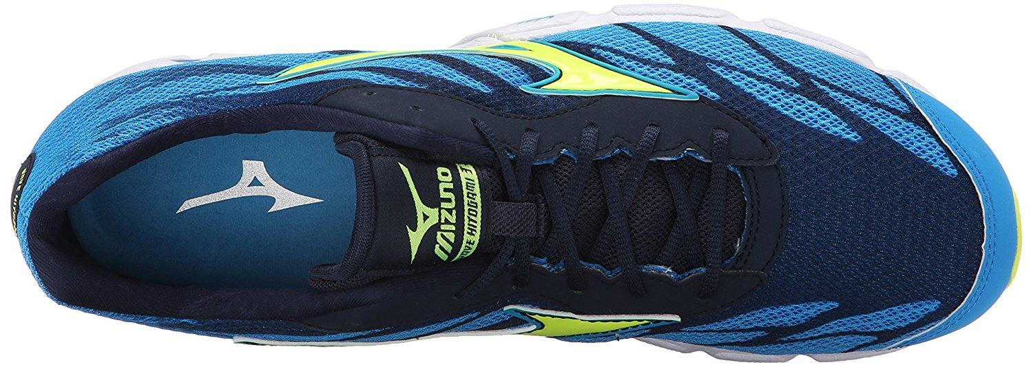 Mizuno Wave Hitogami 3 Upper Top