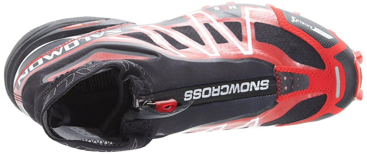Salomon Snowcross CS Fully Reviewed for Quality 4