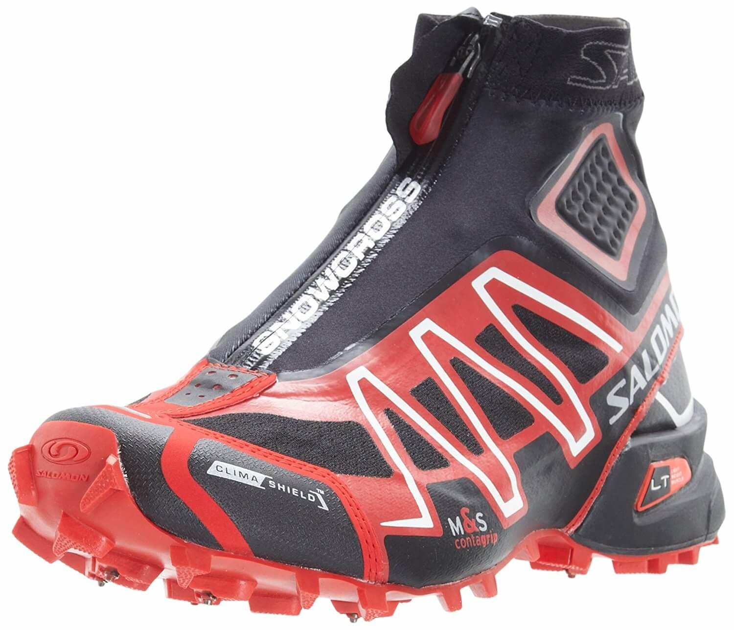 Salomon Snowcross CS Fully Reviewed for Quality 1