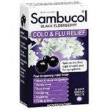 Sambucol Cold Relief Tablets