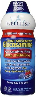 6. Wellesse Joint Movement Glucosamine