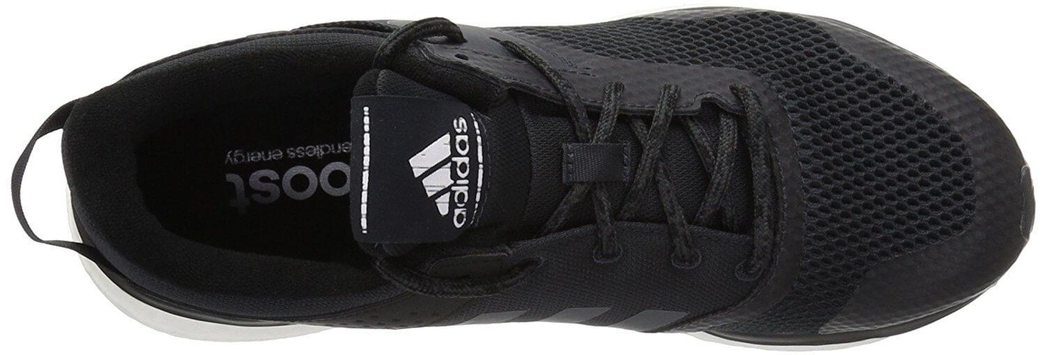A top view of the Adidas Response 3