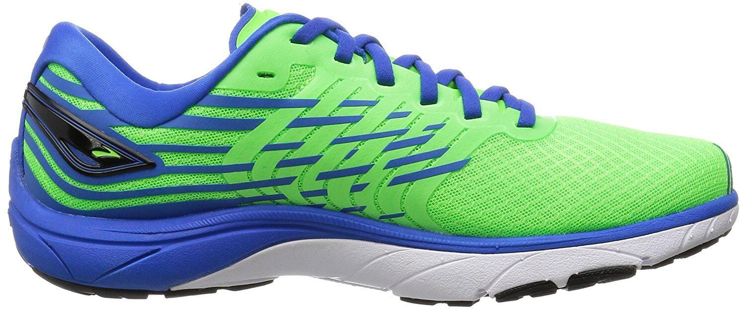 Side view of the Brooks PureCadence 5