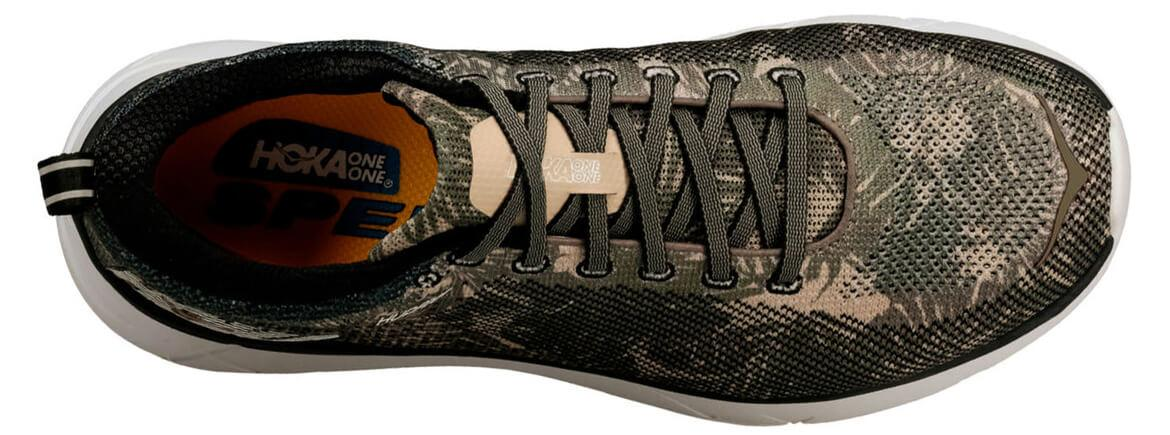 Top View of the Hoka One One Hupana