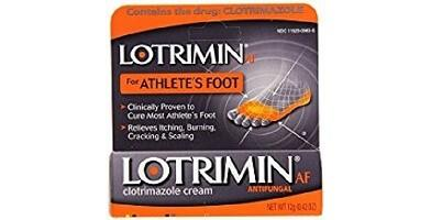 An in depth review of the best athletes foot creams