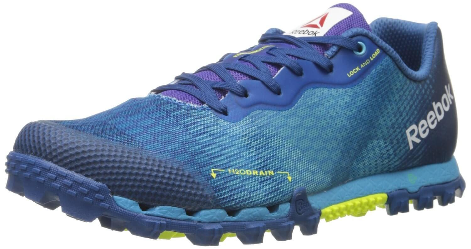 ed9edd332d7 A three quarter perspective of the Reebok All Terrain Super 2.0 ...