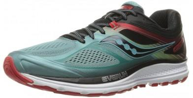 An in depth review plus pros and cons of the Saucony Guide 10