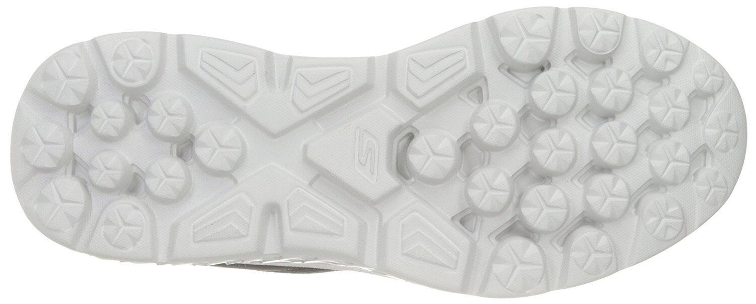 A bottom view of the Skechers GOrun 400 Running Shoe