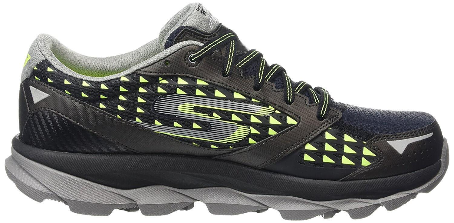 A side view of the Skechers GOrun Ultra 2