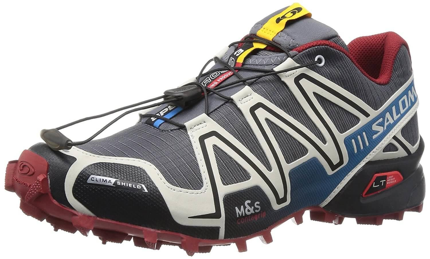 salomon speedcross 3 trail shoes queimados