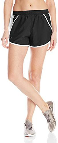 10. Under Armour Fly By Run Short