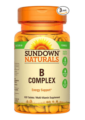 Best Vitamin B Complex Supplements Rated in 2019 | RunnerClick
