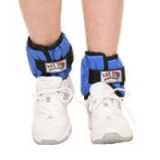 All Pro Adjustable Ankle Weights