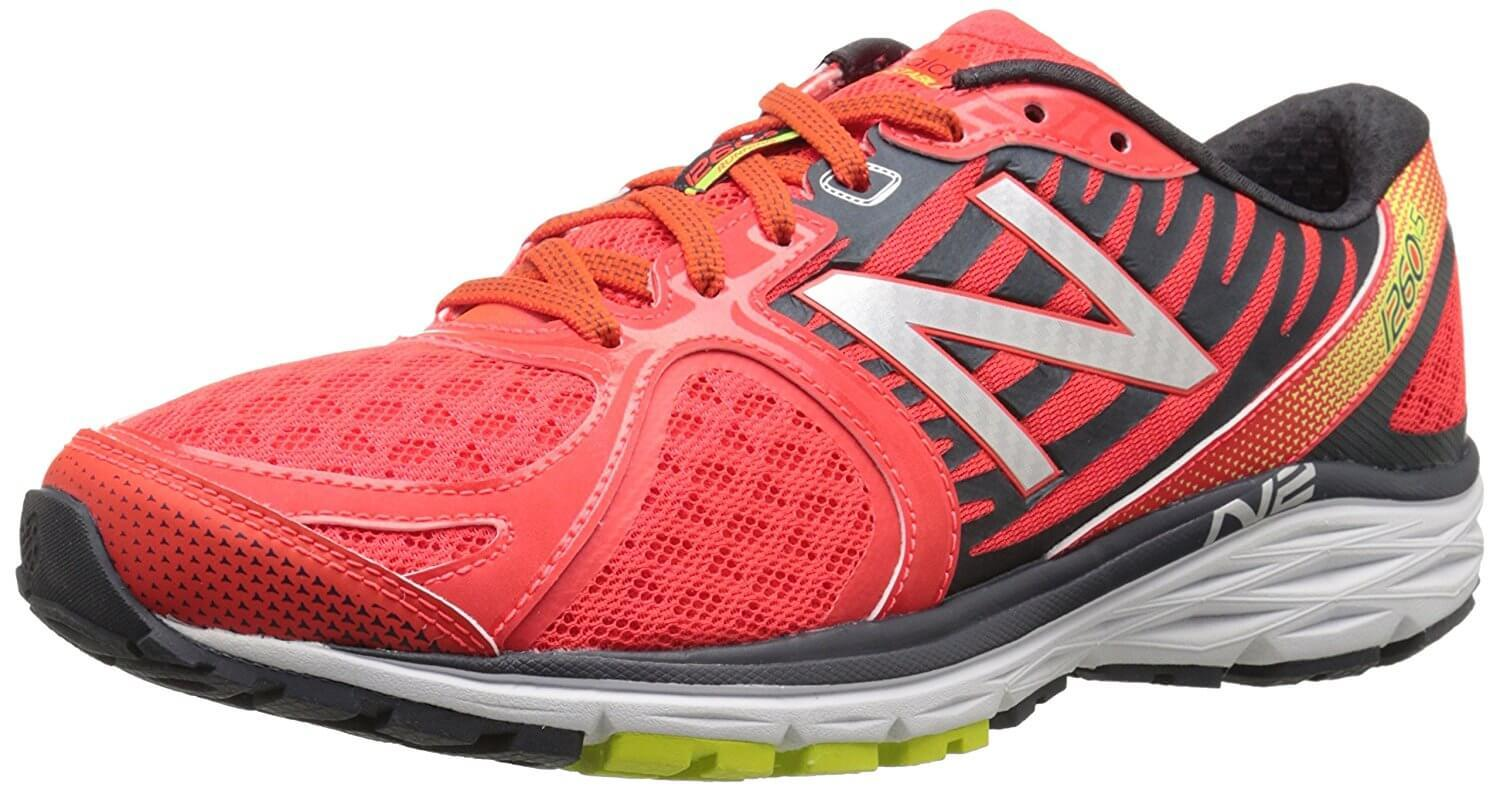 Take a look at the colorful New Balance 1260 v5