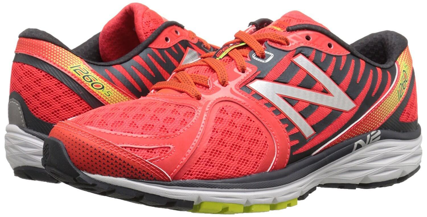 Not the latest, but a good version in the 1260 line by New Balance