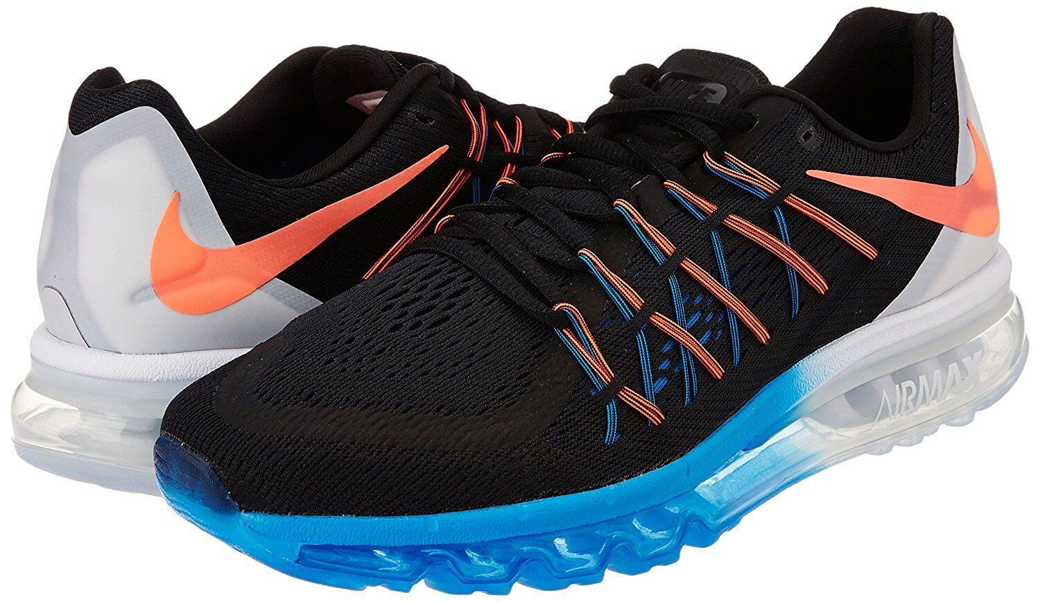 Though on the pricey end, the Nike Air Max 2015 is a quality shoe.