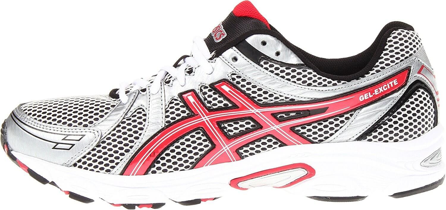 Asics Gel Excite right to left