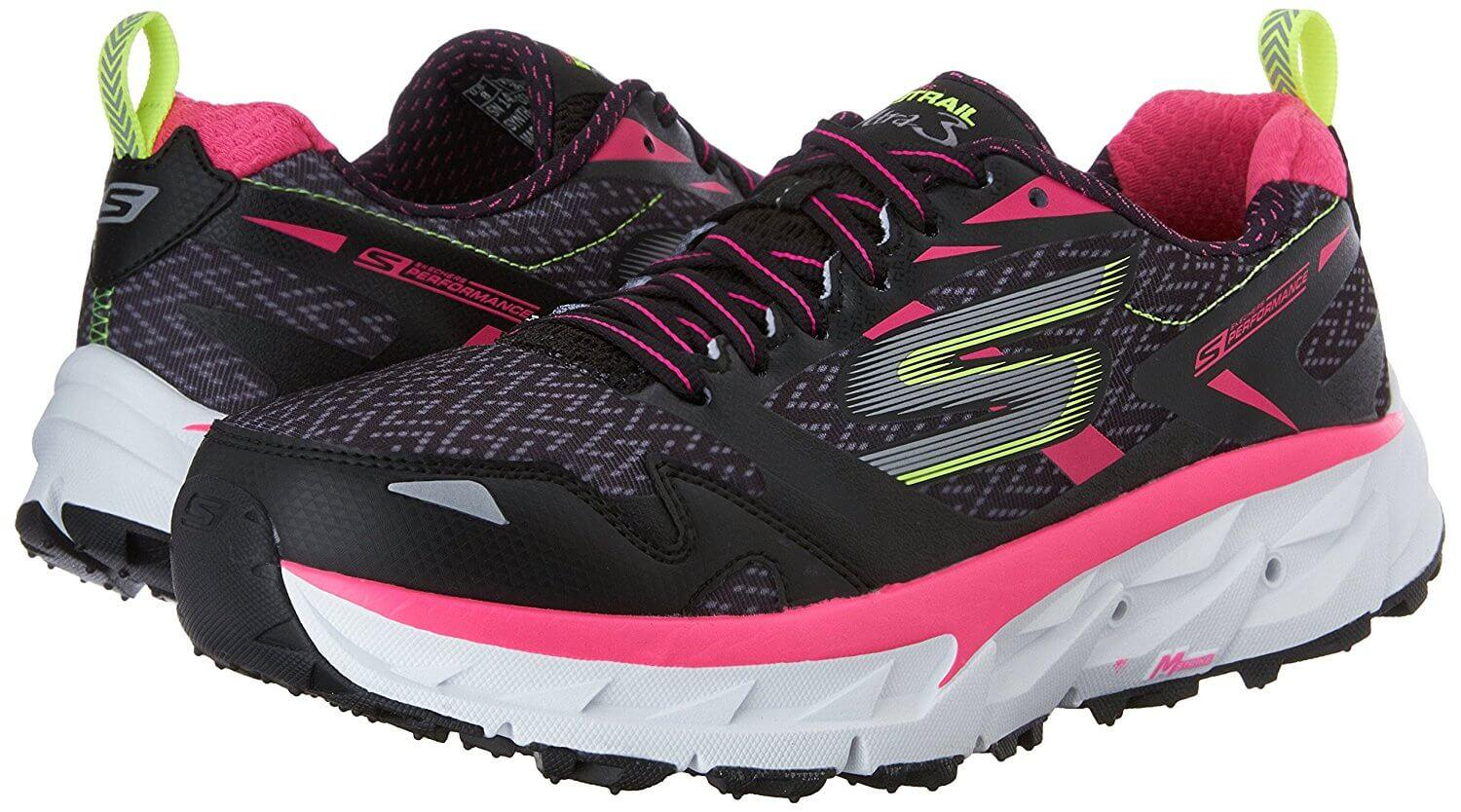 The Skechers GOTrail Ultra 3 is understatedly stylish.