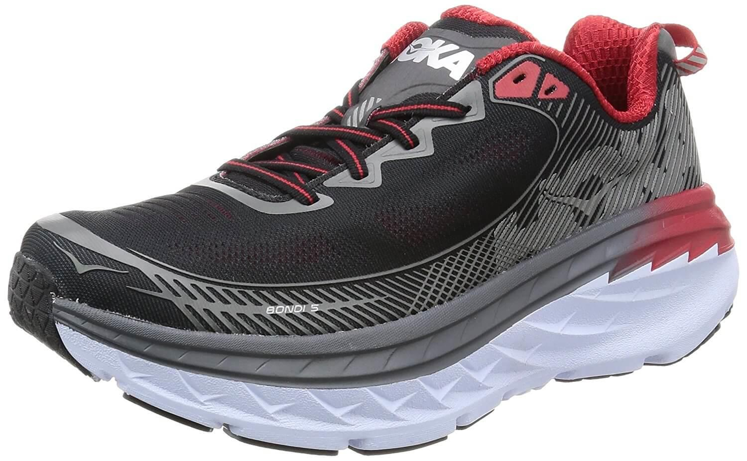 Hoka One One Bondi 5 Reviewed and Fully Compared