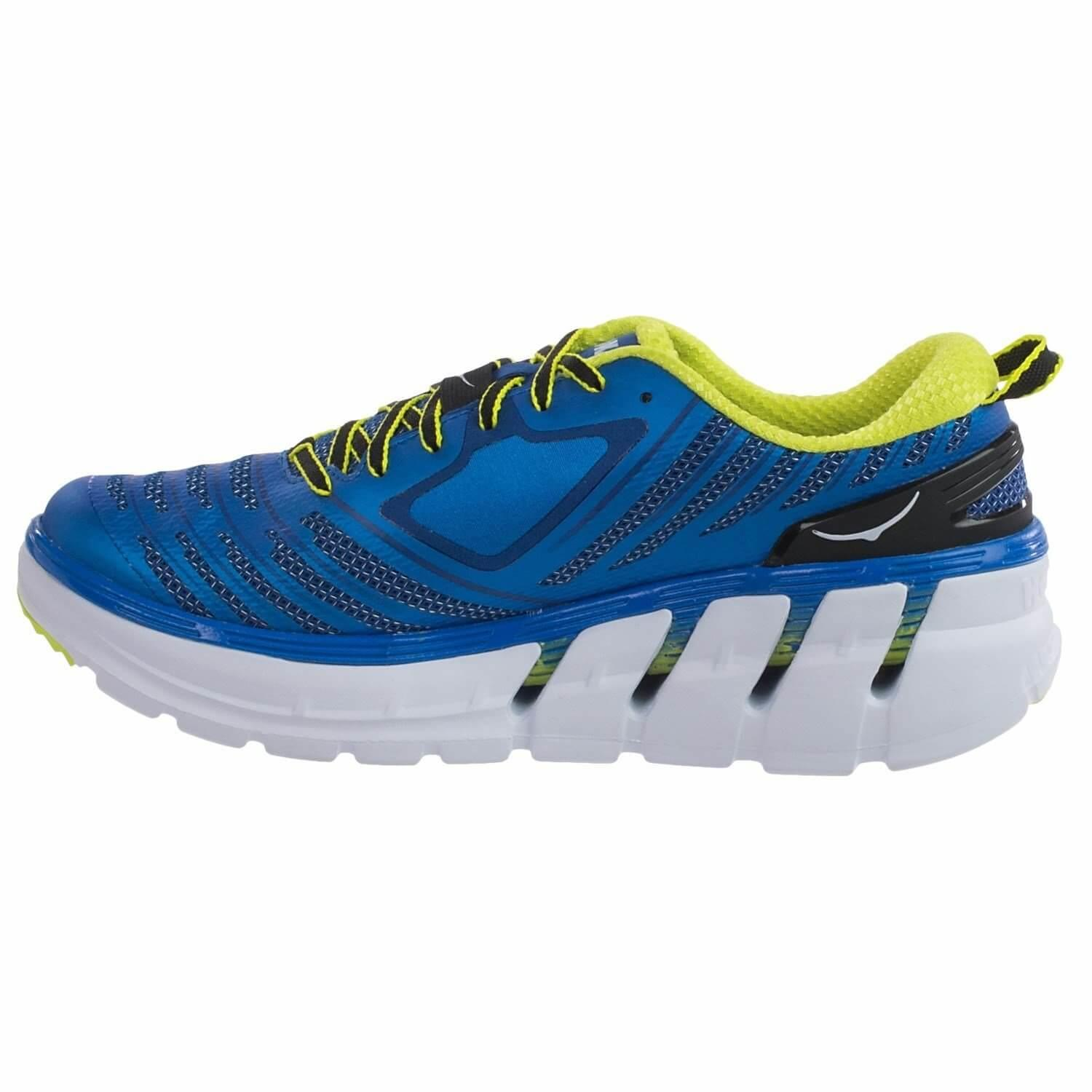 Hoka One One Vanquish right to left