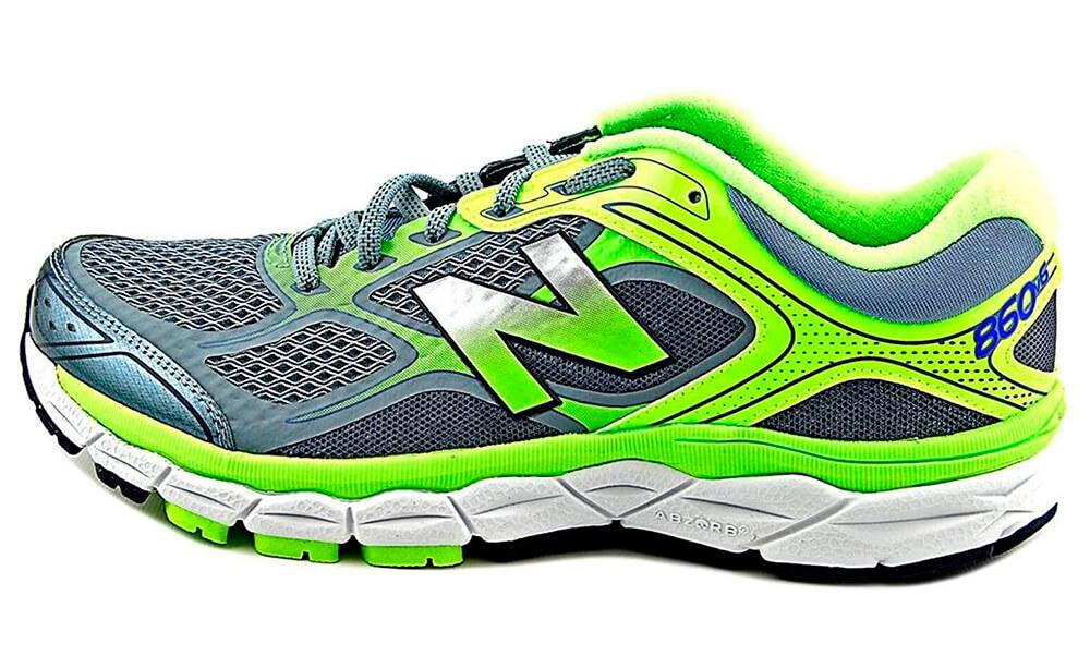 New Balance 860 v6 superior cushioning in the midsole