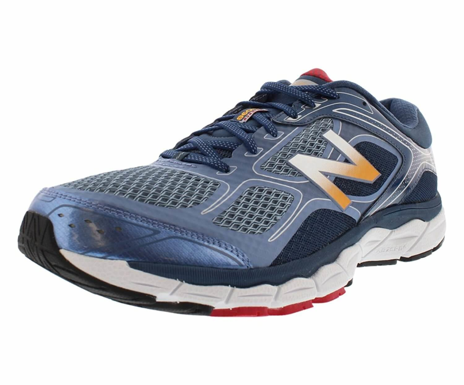 new balance men's 860v6 running shoes