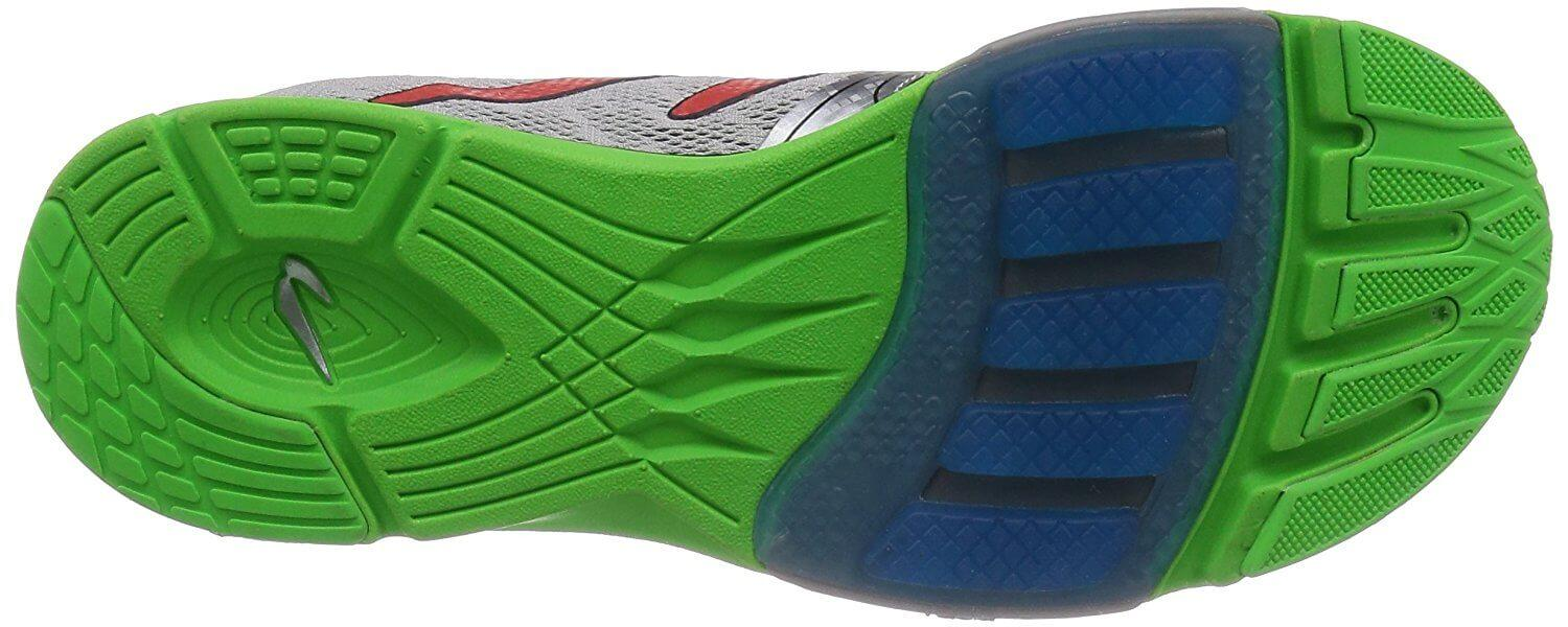 Newton Distance V Outsole