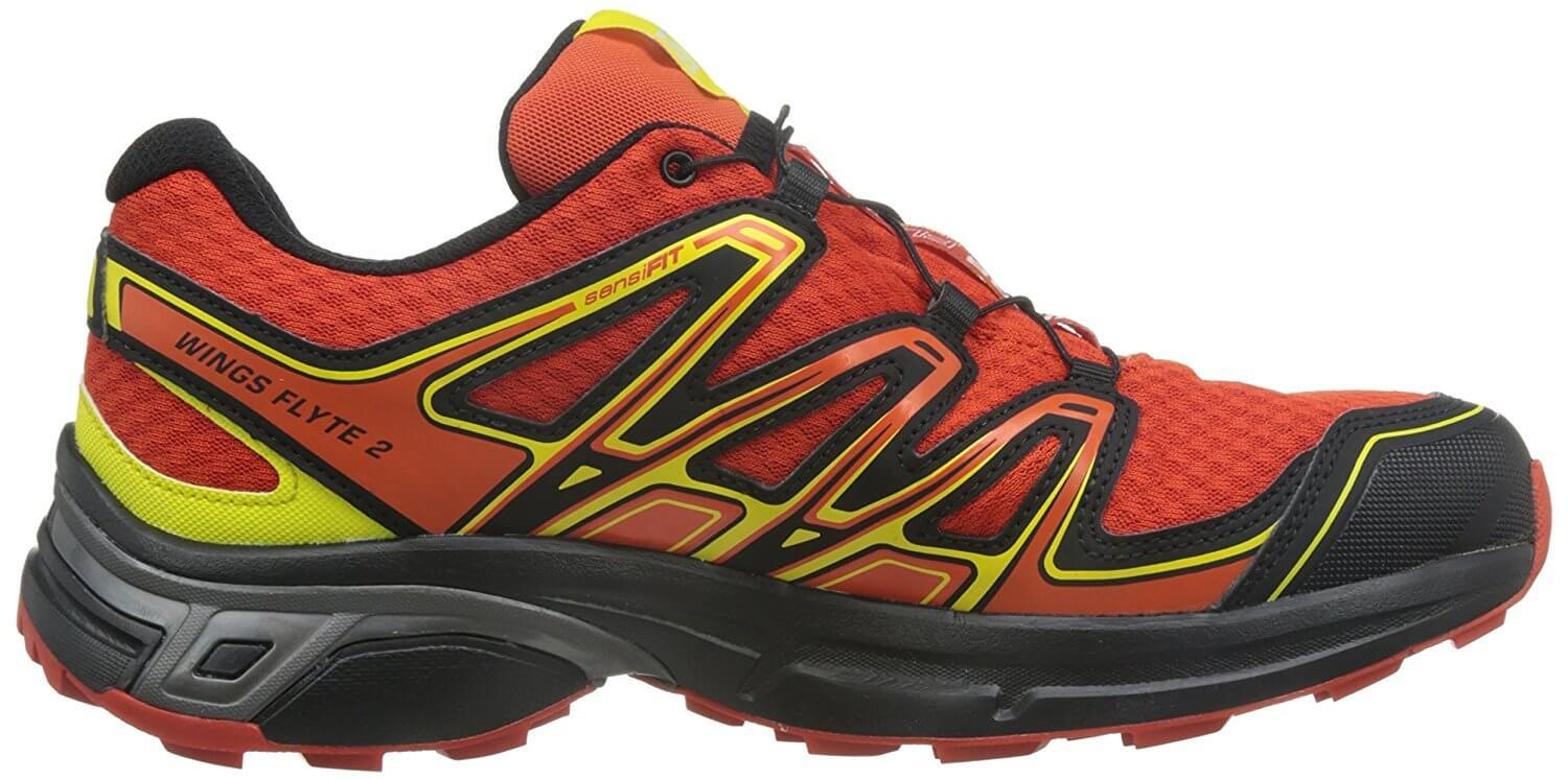 Salomon Wings Flyte 2 GTX left to right