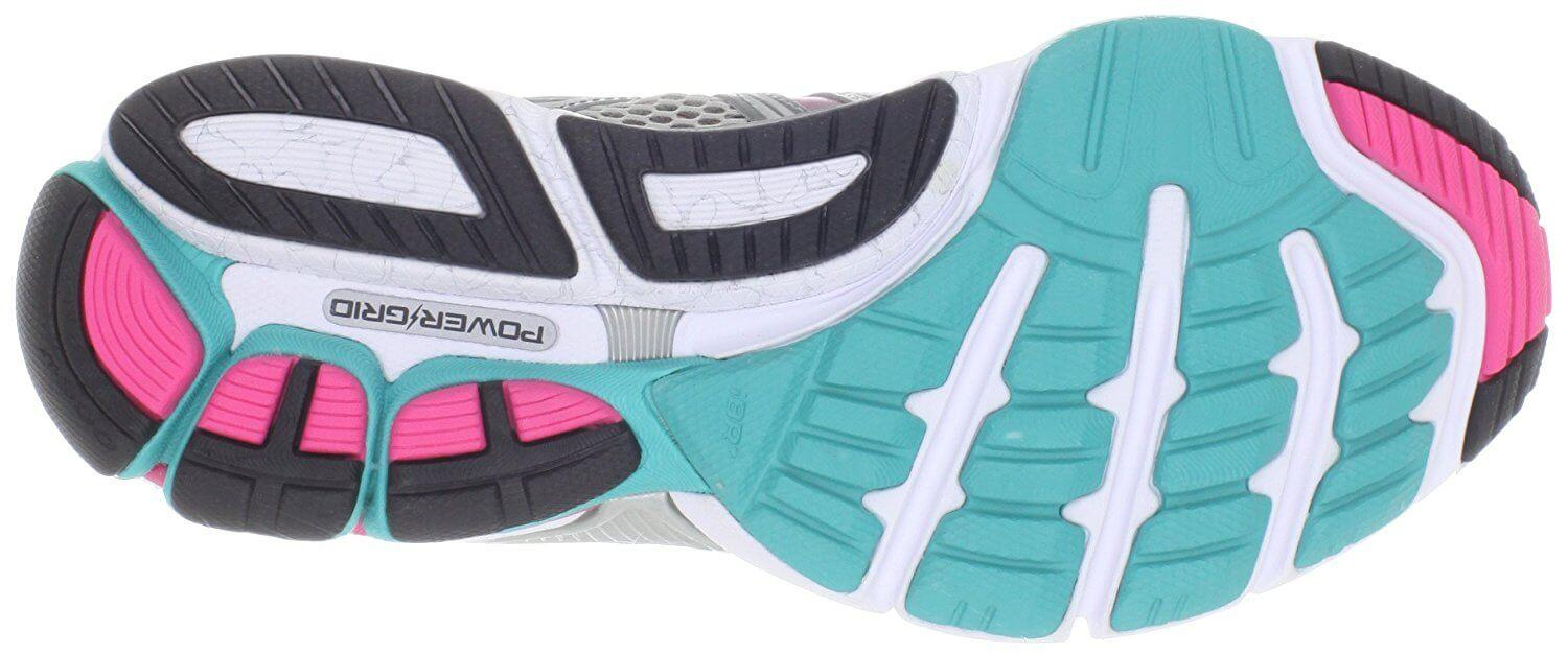 Saucony Hurricane 15 bottom