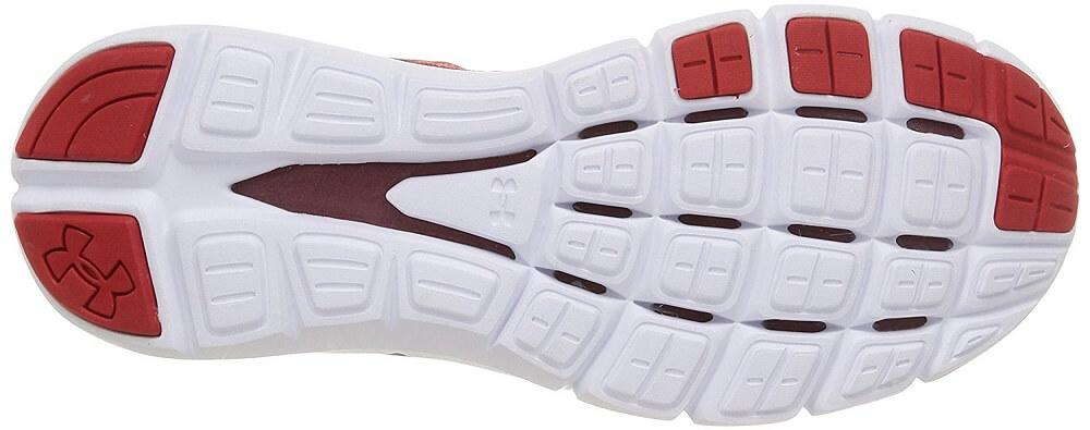 Under Armour Micro G Velocity Outsole