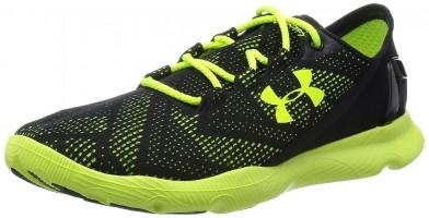 An in depth review of the Under Armour SpeedForm Apollo Vent