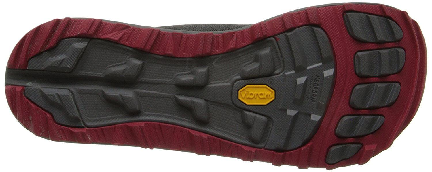Altra Olympus 2.0 Outsole Bottom