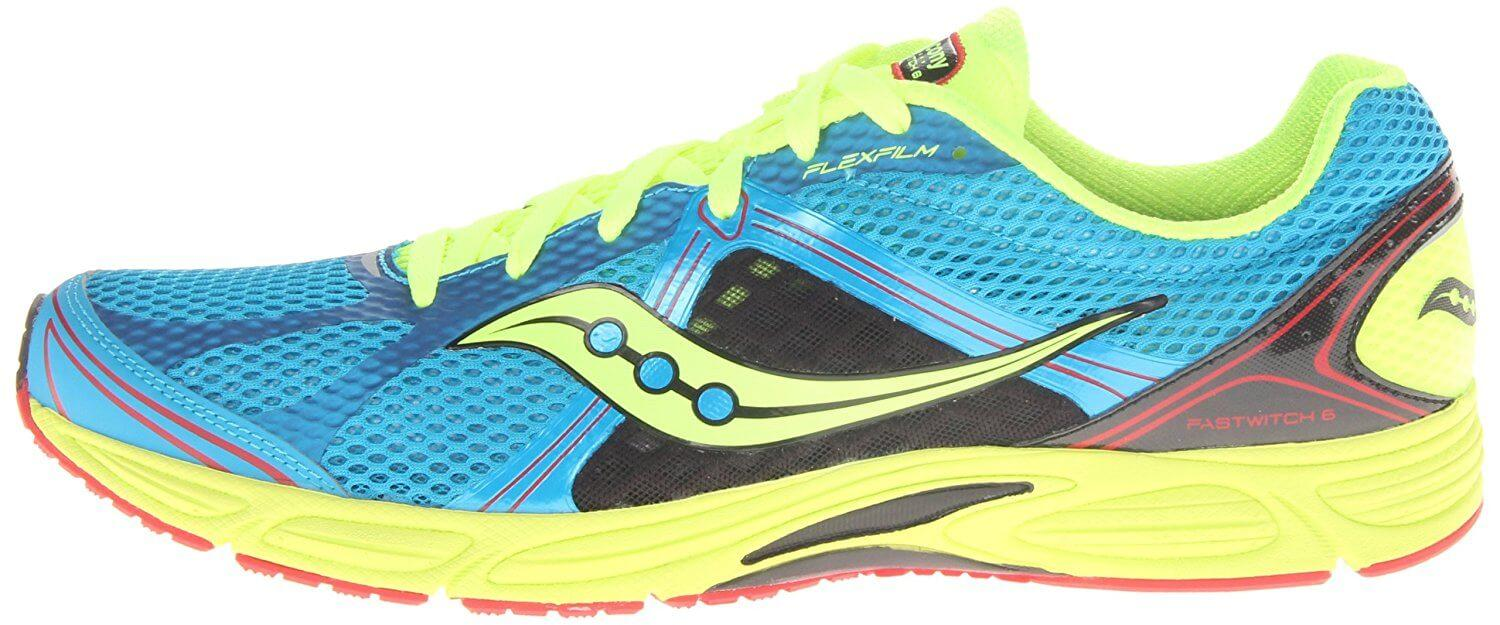 This shoe works best for long distance racing such as half and full marathons.
