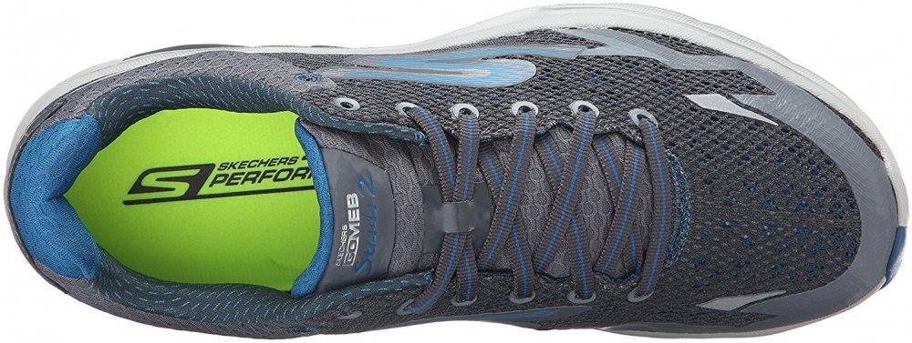 Skechers GoMeb Strada 2 Breathable Mesh Upper