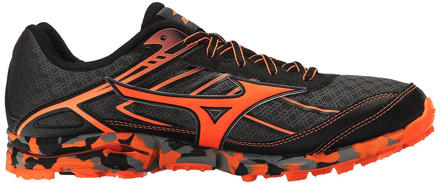 Mizuno Wave Hayate 3 Left Inner midsol