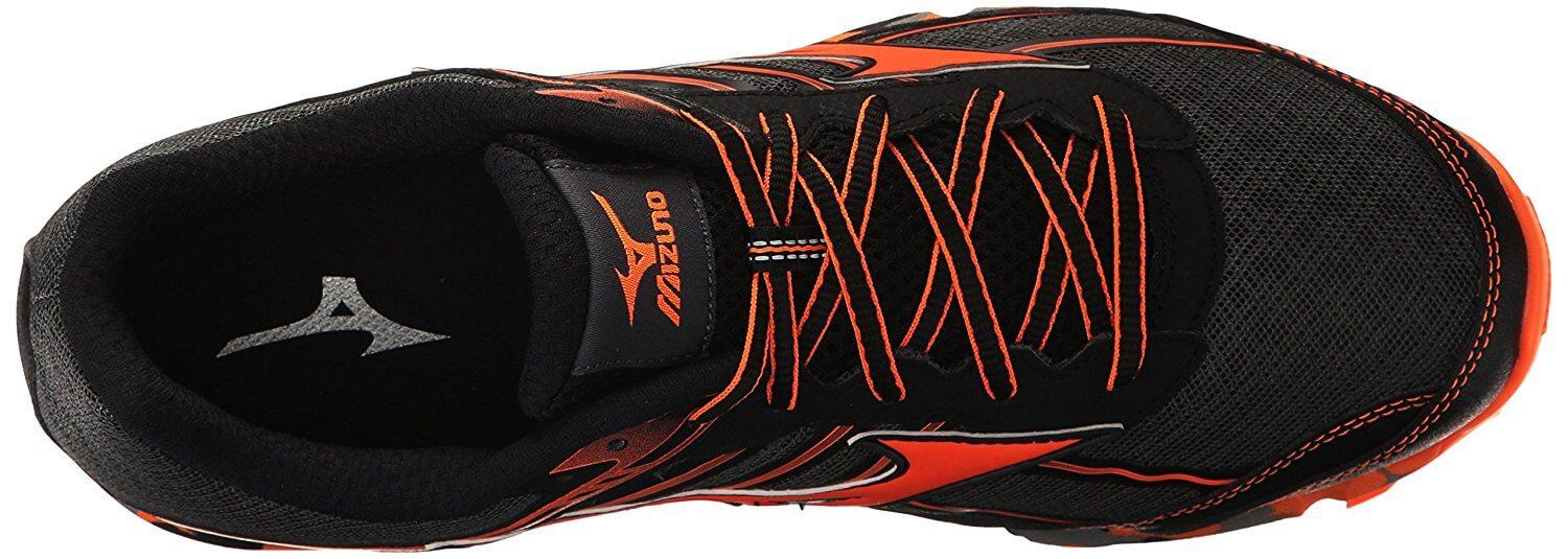 Mizuno Wave Hayate 3 Upper