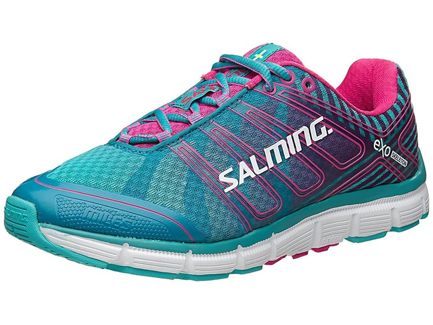 The Salming Miles comes in bright colors.