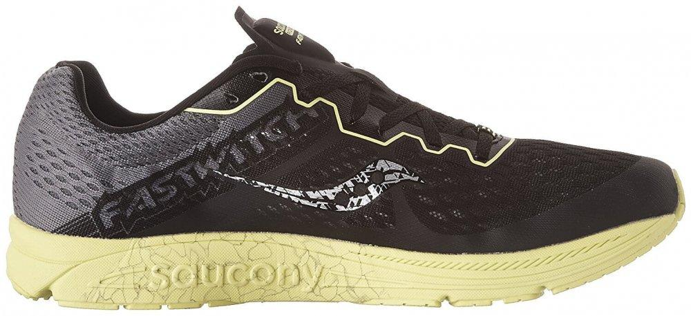 Saucony Fastwitch 8 Left to Right