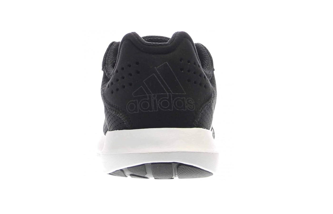 separation shoes cee41 9ff85 ... heres a look at the heel of the Adidas Element Athletic