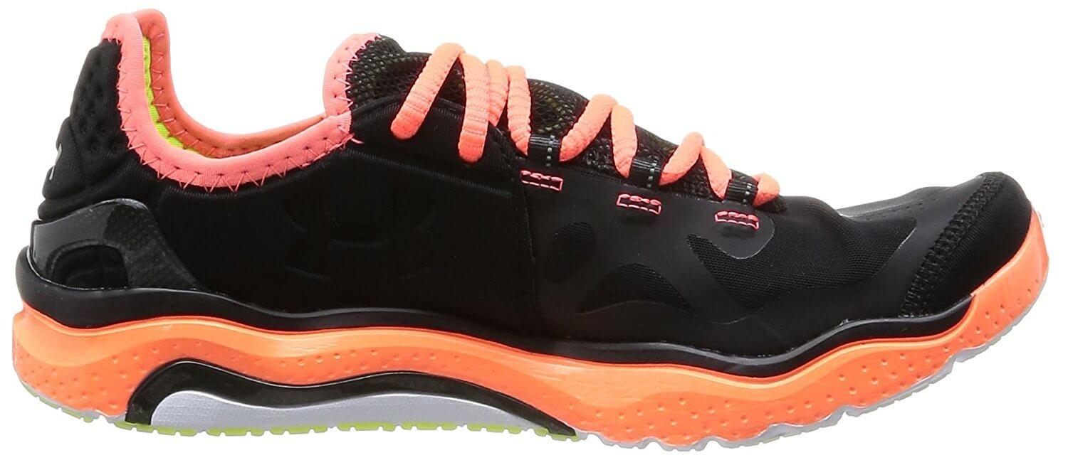 Under Armour Charge RC 2 has an upper that will keep your feet dry