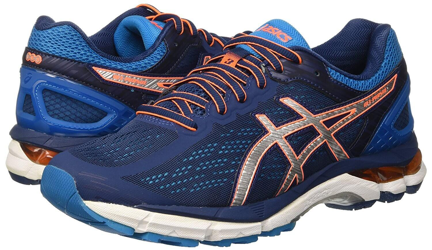 The Gel Pursue 3 by Asics is a solid road running choice.