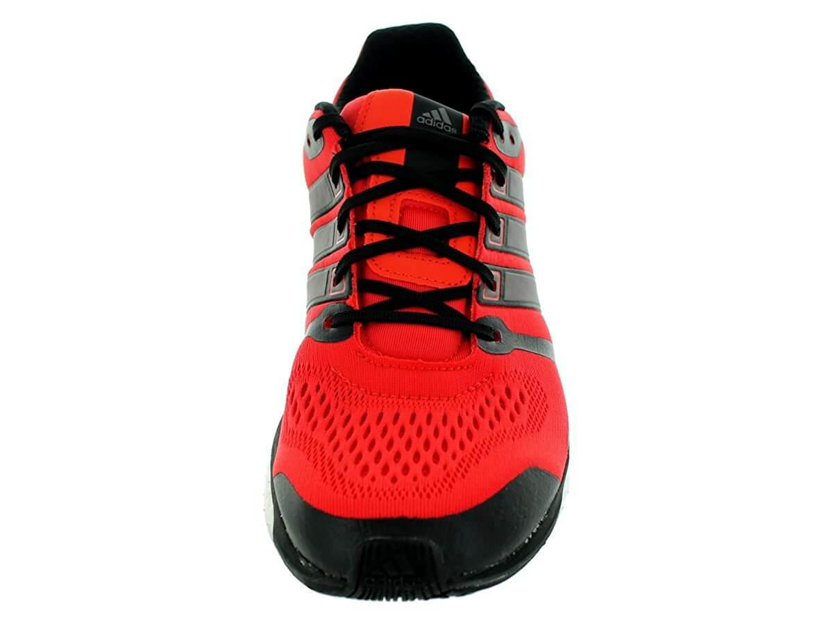 ... Adidas Adistar Boost ESM secure lacing system and seamless upper ... f54404bd7